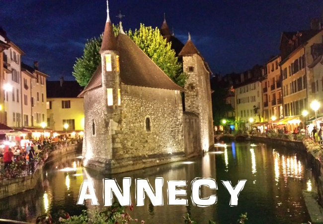 location annecy